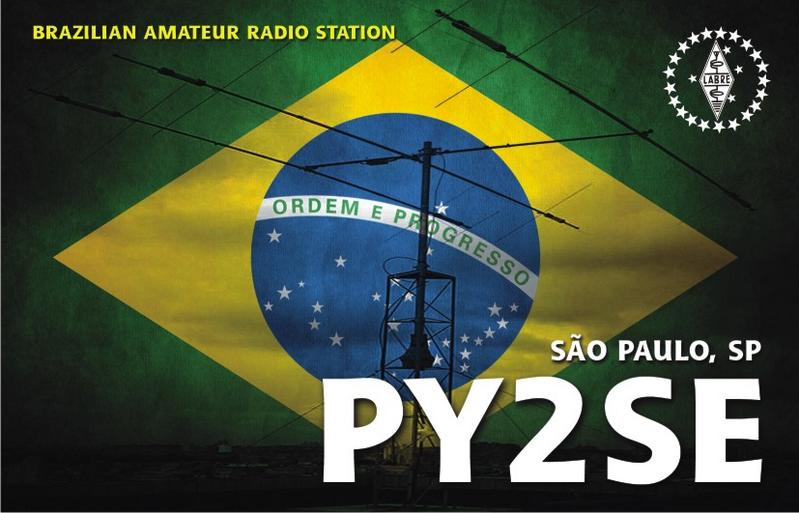 QSL image for PY2SE