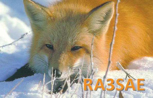 QSL image for RA3SAE