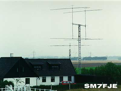 QSL image for SM7FJE