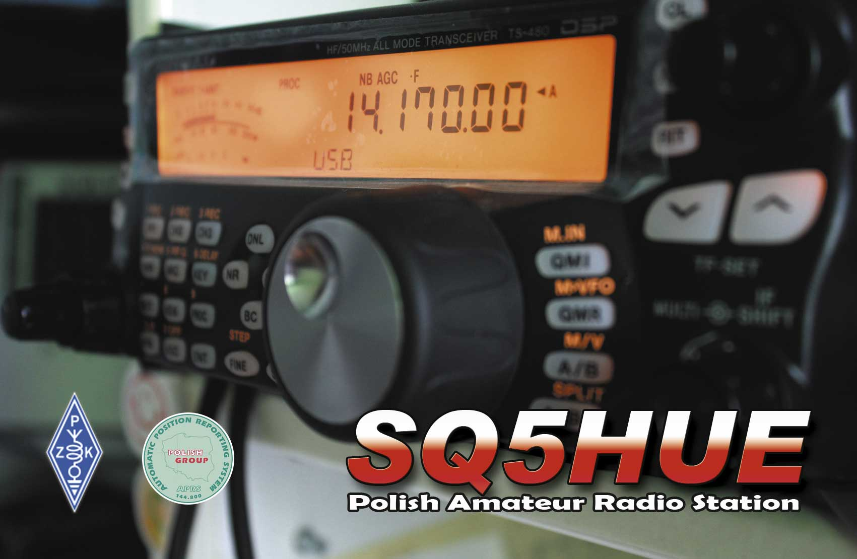 QSL image for SQ5HUE