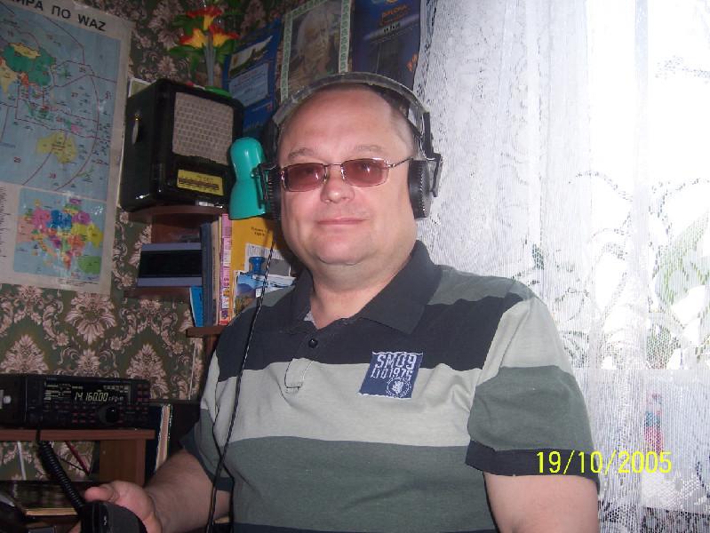 QSL image for UA9AUE