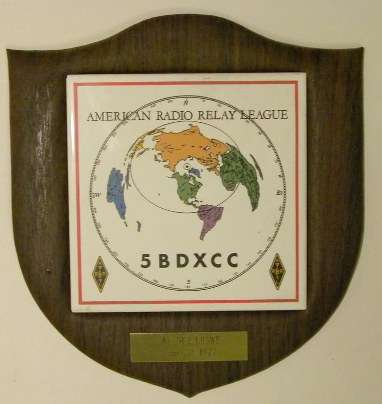 5BDXCC first in Ukraine