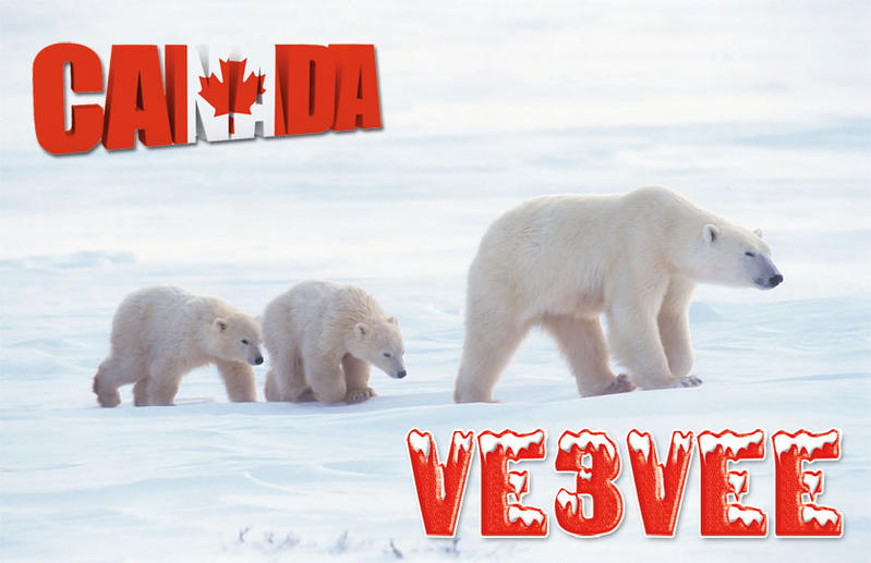 QSL image for VE3VEE