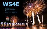 QSL image for WS4E