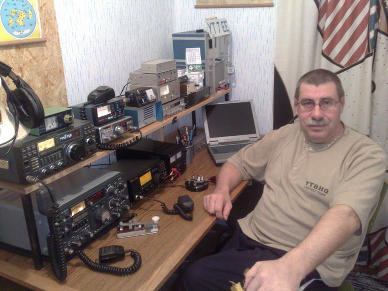 QSL image for YT7EE