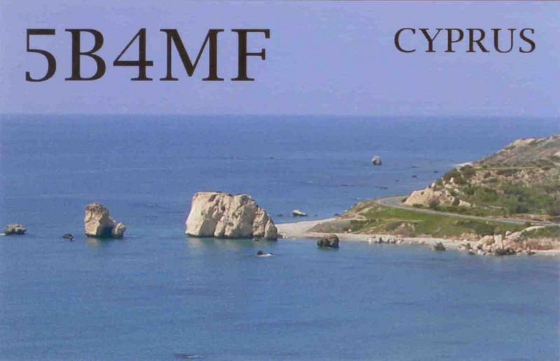 QSL image for 5B4MF