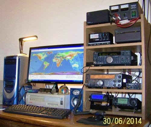 QSL image for CX8AF