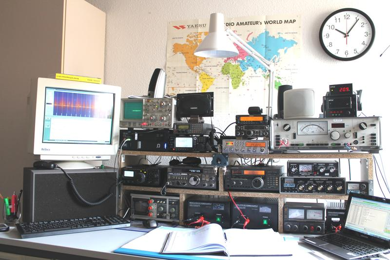 QSL image for DC3MF