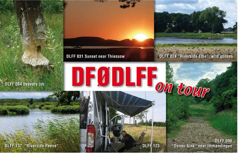 QSL image for DF0DLFF