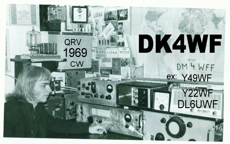 QSL image for DK4WF
