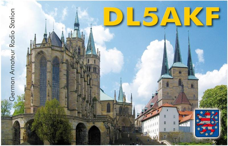 QSL image for DL5AKF