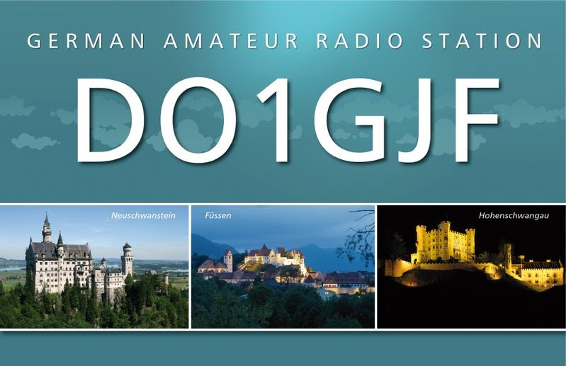 QSL image for DO1GJF