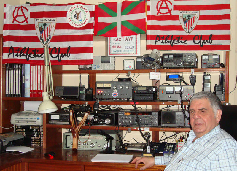 QSL image for EA2AYF