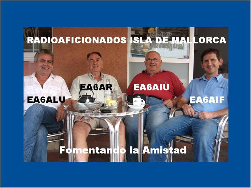 QSL image for EA6AIF