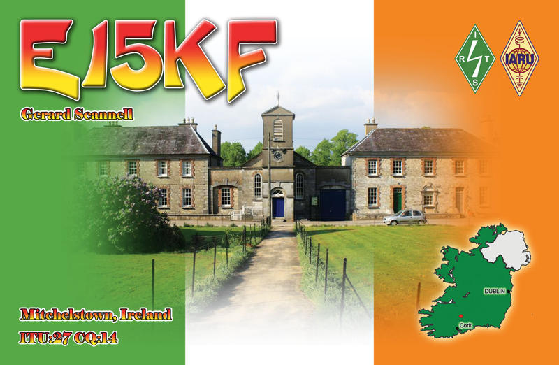 QSL image for EI5KF