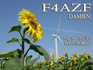 QSL image for F4AZF