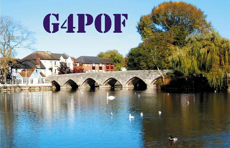 QSL image for G4POF
