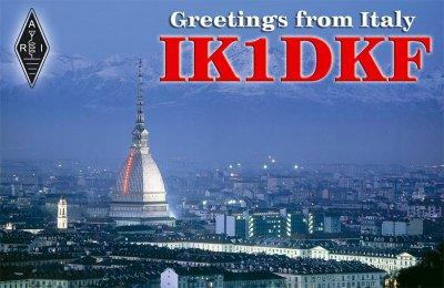 QSL image for IK1DKF