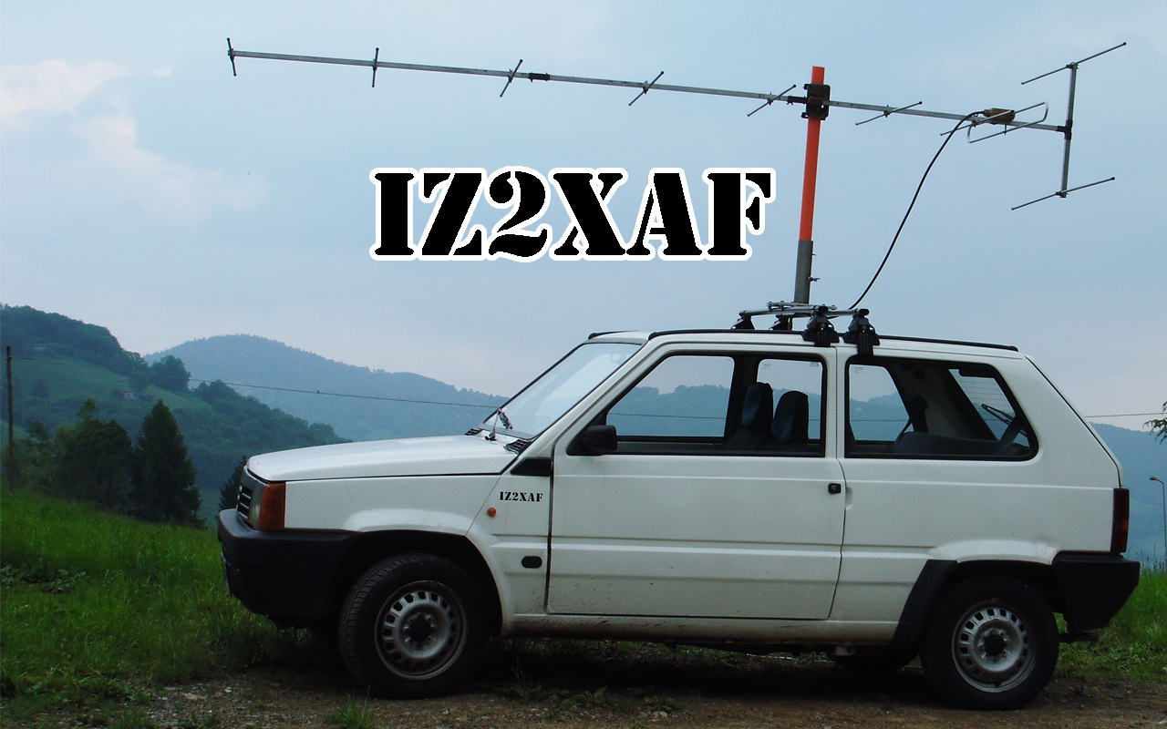 QSL image for IZ2XAF