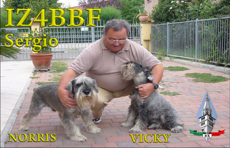QSL image for IZ4BBF