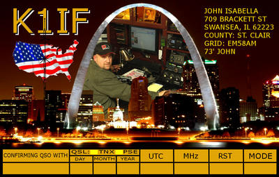 QSL image for K1IF