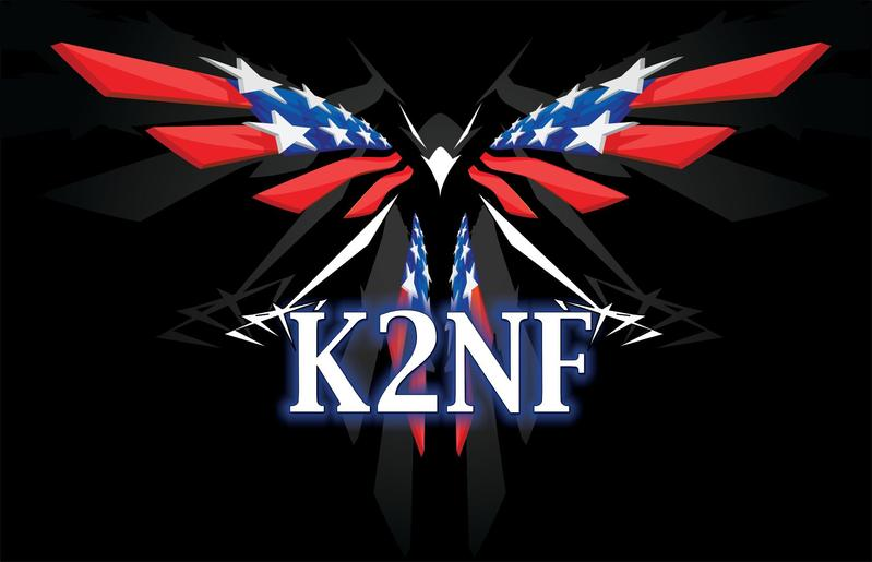 QSL image for K2NF