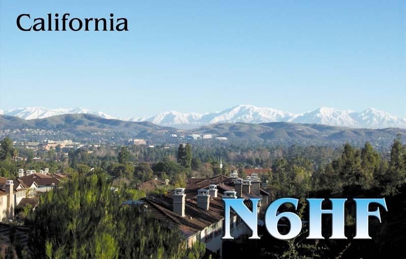 QSL image for N6HF