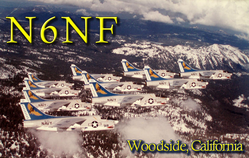 QSL image for N6NF