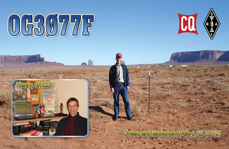 QSL image for OH3JF