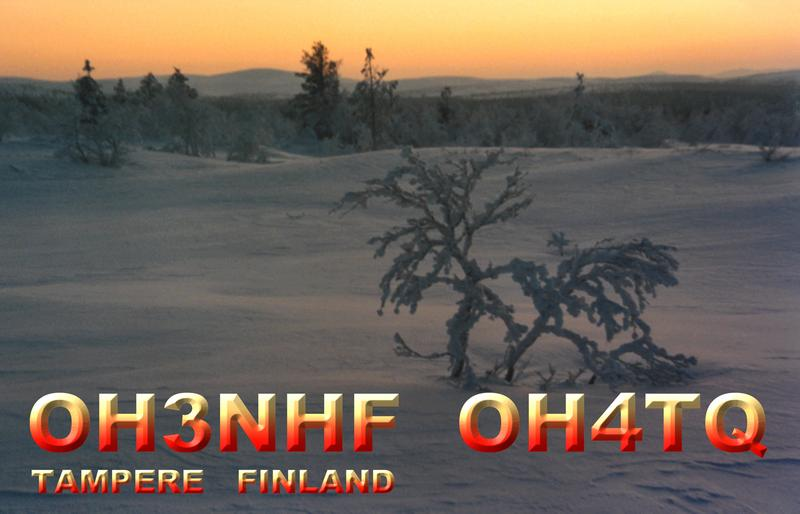 QSL image for OH3NHF