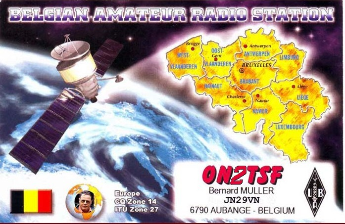 QSL image for ON2TSF