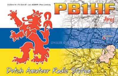 QSL image for PB1HF