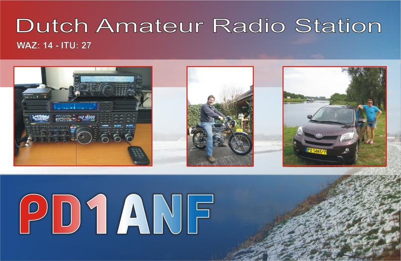 QSL image for PD1ANF
