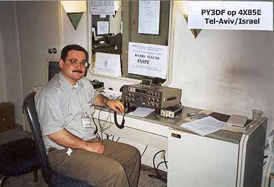 QSL image for PY3DF