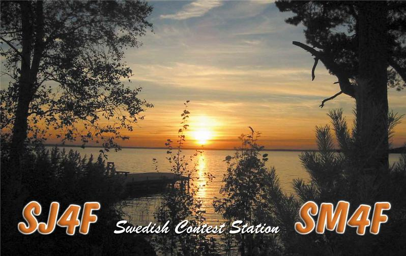 QSL image for SJ4F