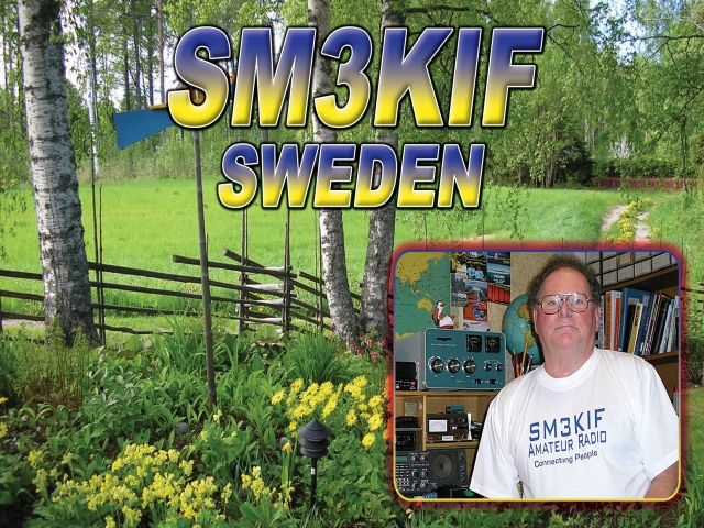 QSL image for SM3KIF