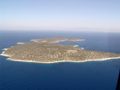 Farmakonisi Islet, Greece