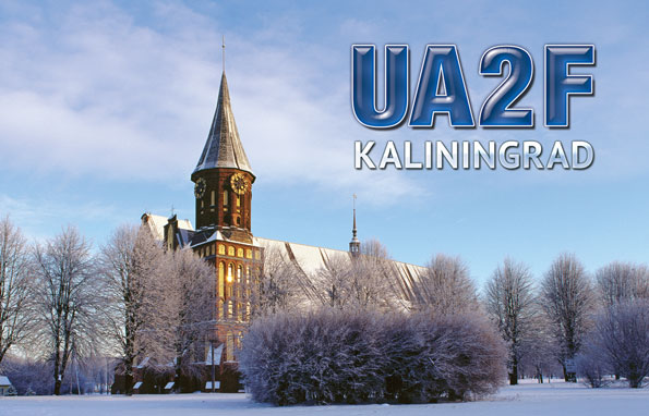 QSL image for UA2F