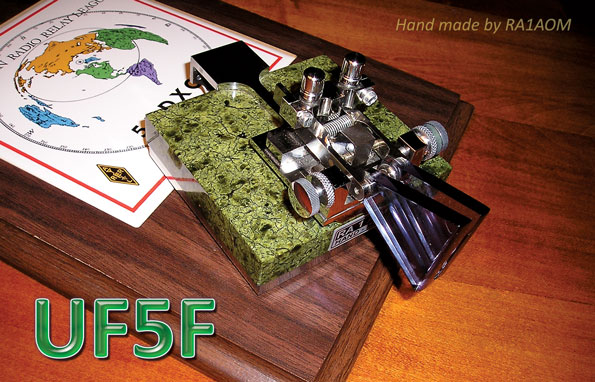 QSL image for UF5F