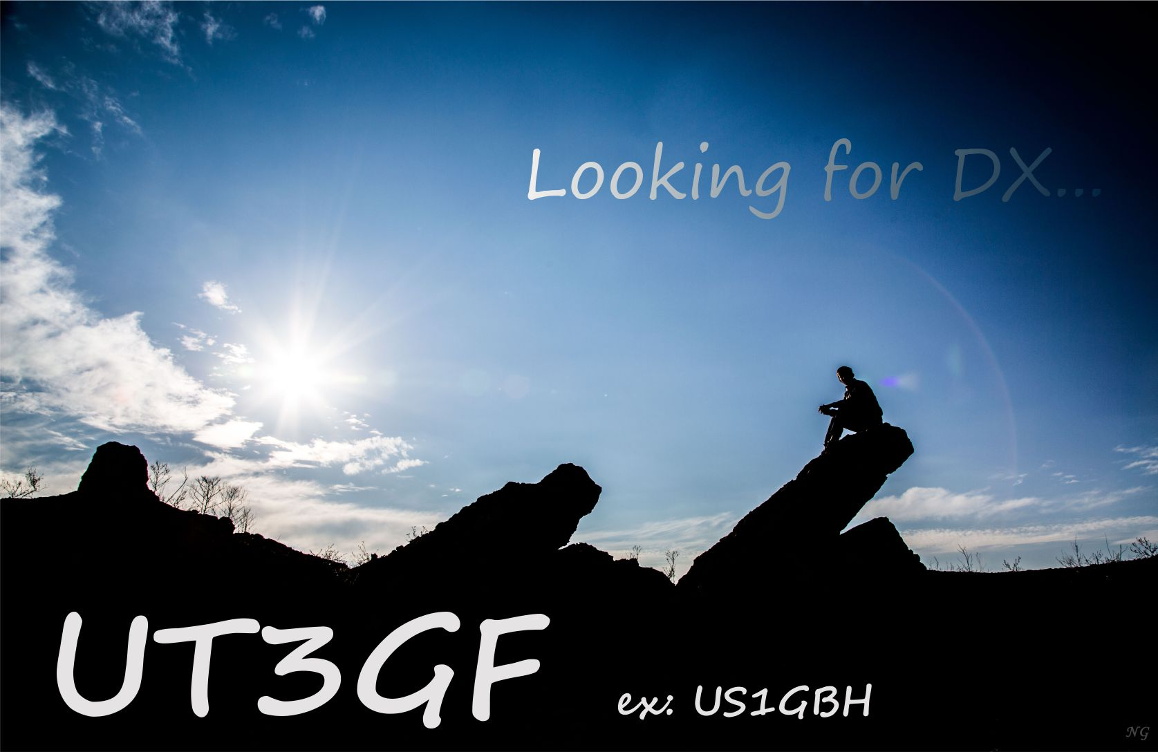 QSL image for UT3GF