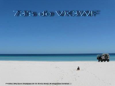 QSL image for VK3WF