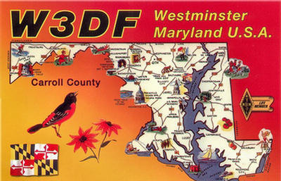 QSL image for W3DF