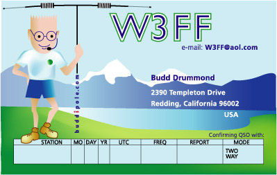 QSL image for W3FF