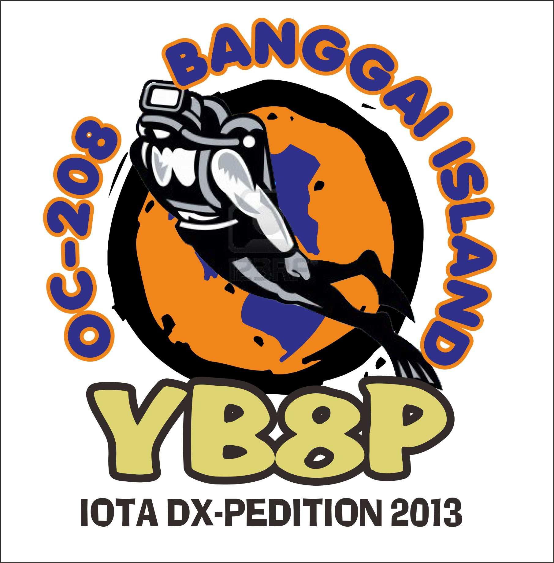 QSL image for YB5NOF