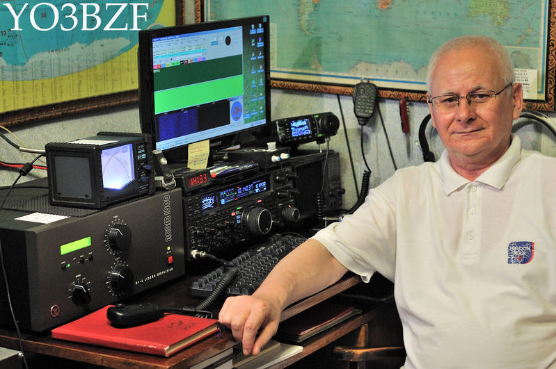 QSL image for YO3BZF