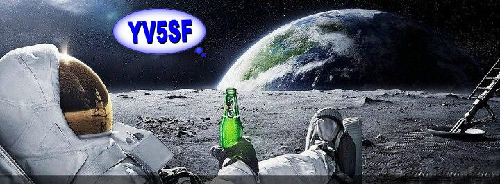 QSL image for YV5SF