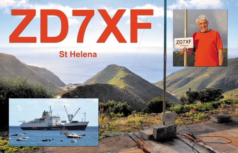 QSL image for ZD7XF