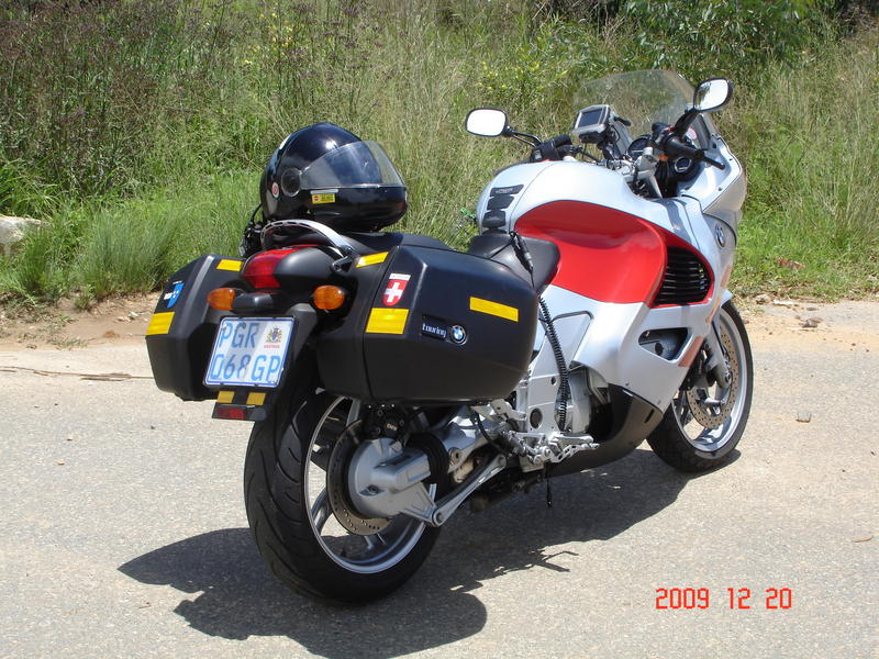 My BMW K1200RS