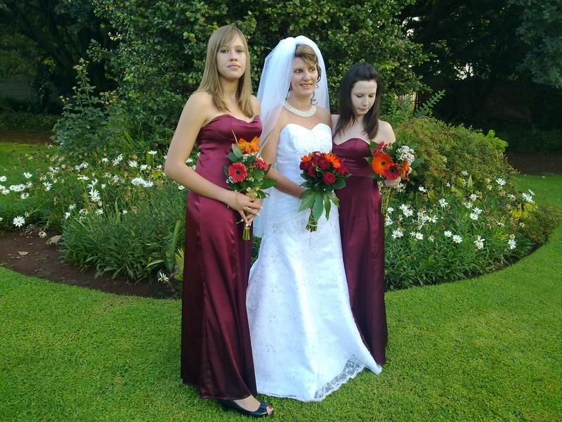 My daughter Jacqueline's wedding 16 Jan 2010