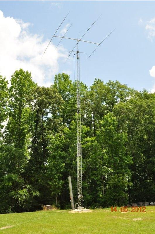 Hygain HG52SS Tower